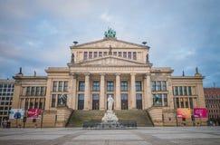 Gendarmenmarkt en Berlín, Alemania Foto de archivo