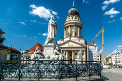 The gendarmenmarkt Stock Image