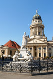 Gendarmenmarkt Square in Berlin Royalty Free Stock Images