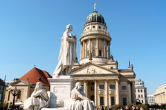 Gendarmenmarkt Square in Berlin Stock Photography