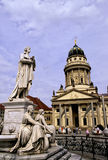 Gendarmenmarkt square- Berlin, Germany Royalty Free Stock Photos