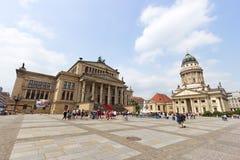 Gendarmenmarkt Square Royalty Free Stock Image