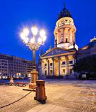 Gendarmenmarkt Square in Berlin Royalty Free Stock Photography