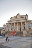 Gendarmenplatz, Berlim Fotos de Stock Royalty Free
