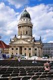 gendarmenplatz berlin Стоковые Фотографии RF