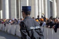 Gendarmerie Royalty-vrije Stock Afbeeldingen