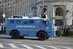 Gendarmerie Stock Photo