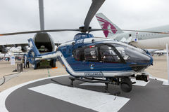 Gendarmerie Eurocopter EC135 Royalty Free Stock Photography