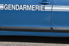 Gendarmerie Royalty Free Stock Photos