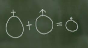 Gender sign Stock Images