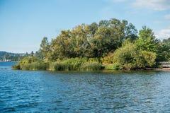 Gene Coulon Park Island 3 lizenzfreie stockfotografie