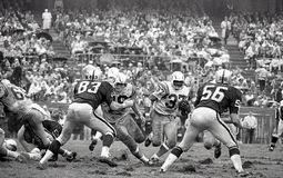 Gene Foster #37, RB di San Diego Chargers Fotografie Stock