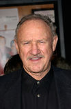 Gene Hackman. Actor GENE HACKMAN at the Hollywood premiere of his new movie The Royal Tenenbaums. 06DEC2001. Paul Smith/Featureflash royalty free stock images