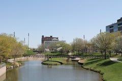 Gene Leahy Alameda-Omaha Nebraska Foto de Stock Royalty Free