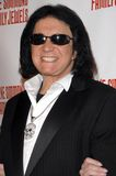 Gene Simmons, Jeffrey Ross Royalty Free Stock Image