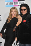 Gene Simmons, Shannon Tweed, Kiss, Stock Images
