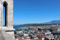 Genebra Foto de Stock Royalty Free