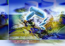 Geneeskunde Stock Afbeelding