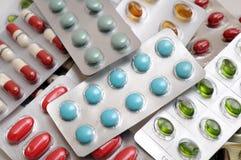 Geneeskunde Stock Foto's