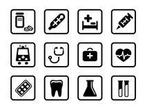 Geneeskunde Royalty-vrije Illustratie