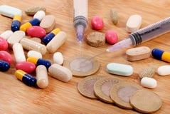 Geneeskunde amd geld