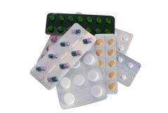 Geneeskunde/Drugs Royalty-vrije Stock Foto's