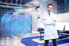 Geneeskunde en innovatieconcept Royalty-vrije Stock Foto