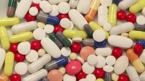 Geneeskunde - Voorschriftdrugs Royalty-vrije Stock Foto's