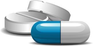 Geneesmiddel stock illustratie