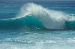 Geneigte Welle stockbilder
