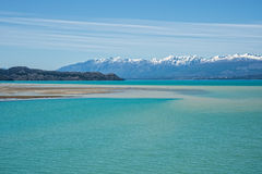 Generał Carrera Jezioro, Chile - Obrazy Stock