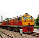 Generała Electri Dieslowska lokomotywa 4547 Zdjęcie Royalty Free