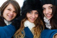 Generación de Selfie fotografía de archivo libre de regalías