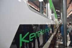 Generación 2 del tren de Inpeksi Imagen de archivo libre de regalías