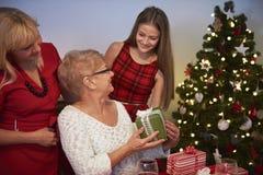 Generación tres de mujeres Imágenes de archivo libres de regalías