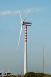 Generación sostenible de la energía eólica Fotos de archivo libres de regalías