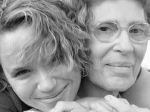 Generaciones Foto de archivo libre de regalías