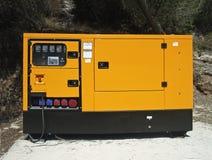 Generador de la electricidad Imagenes de archivo