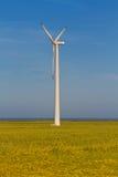Generador de la energía eólica Fotos de archivo libres de regalías