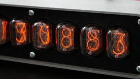 Generador de número al azar Contador de tiempo al azar de la cuenta descendiente almacen de video