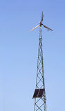 Generador de viento Imagenes de archivo