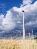 Generador de viento Foto de archivo libre de regalías