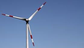 Generador de viento en la región del apulia Imagen de archivo libre de regalías