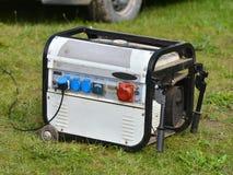 Generador eléctrico Foto de archivo libre de regalías