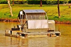 Generador hidráulico Foto de archivo libre de regalías