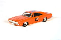 The General. General Lee Dodge Charger royalty free stock photos