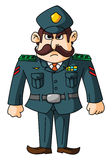 General Army. Lustrator design .eps 10 Stock Images