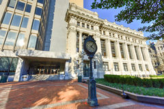 General Assembly Building - Richmond, Virginia stock image