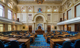 General Assembly Chamber of Trenton Stock Photography