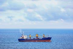 General Carco Ship Royalty Free Stock Photos